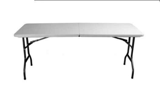Klapplaudade rent, klapplaua rent, klapp laud, kokkupandava laua rent, kokkupandav laud - Adore